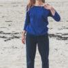 T-Shirt Louise - Bleu roi